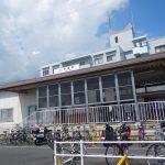 近鉄御所線忍海駅