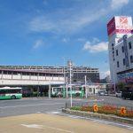 JR王寺駅バスロータリー