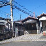 近鉄橿原線西ノ京駅